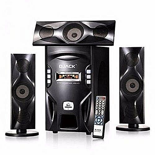 3.1 X-BASS Home Theatre System DJ F3L