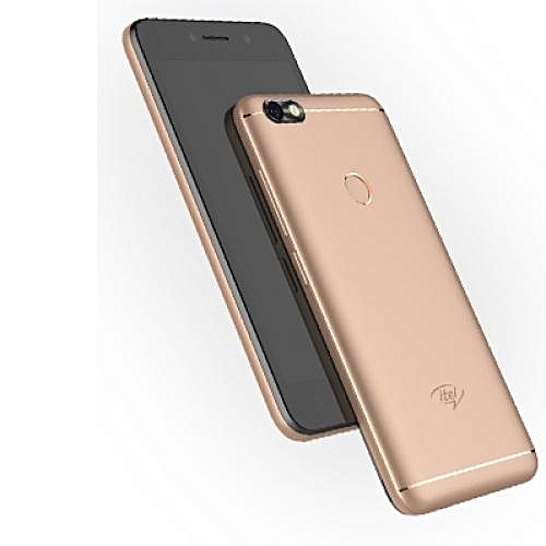 A32F 5-Inch (1GB RAM, 8GB ROM) Android 8 1 Oreo, 5MP + 2MP Front Flash,  Fingerprint EnabLED Dual SIM 3G Smartphone - Rose Gold