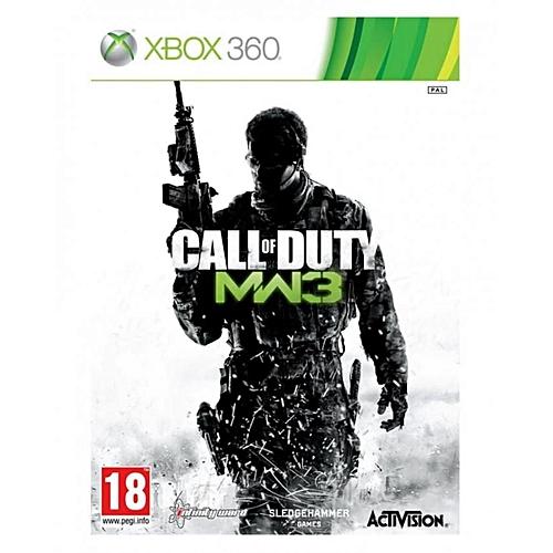 Xbox 360 Call Of Duty: Modern Warfare 3 Free Region (PAL)