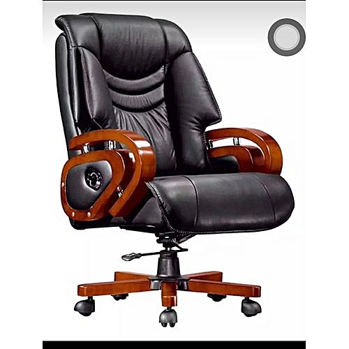 Executive Office Chair - Black