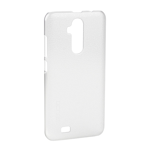 OCUBE Litchi Texture PC Protective Back Case For Oukitel C12 / C12 Pro(Transparent)