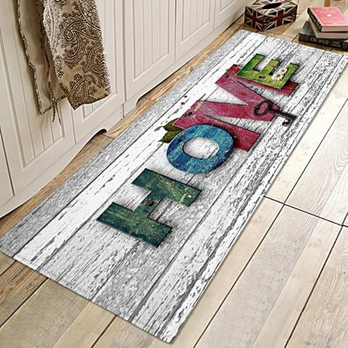 Anti-slip Water Absorbant Floor Area Living Room Bedroom Doormat