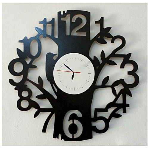 Large Decorative Wall Clock (Reference: Xc011b)