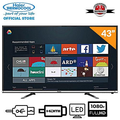 "43"" Android Smart Full HD Digital LED TV K6500"