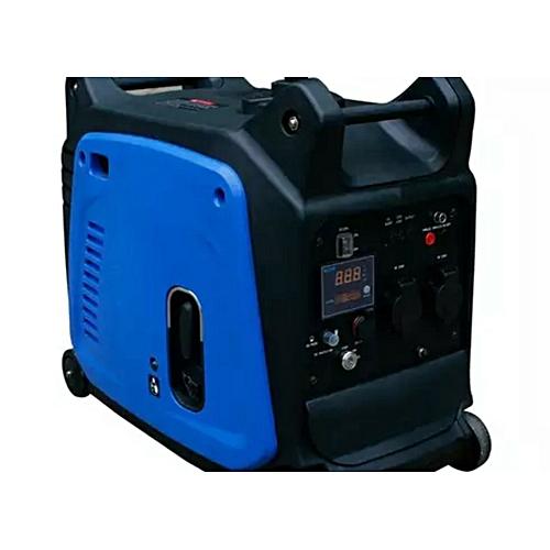 Silent Digital Inverter Generator With Remote 4.5KVA/3500W