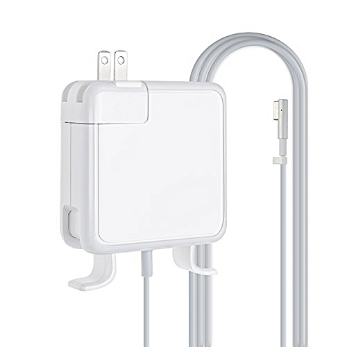 "Macbook Pro Charger ,60W Replacement Macbook Charger Magsafe L-Tip Power Adapter Charger For Apple Macbook Pro 13.3"" Retail Package(M1-16.5V 3.65A)"