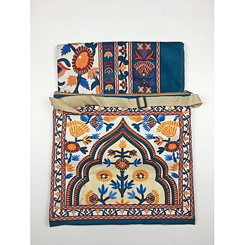 Muslim Prayer Mat With Bag For Travel Bag Prayer Mat ,Islam Prayer Rug With Bag Sets HGP-008 3D Print