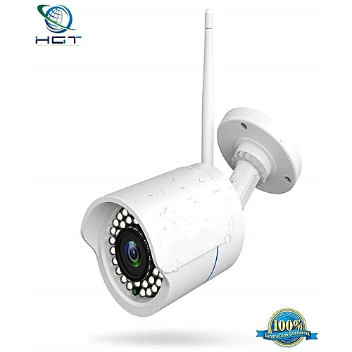 Wireless Security Cameras- 1080P Hd Wifi Bullet Outdoor Ip Camera (F)