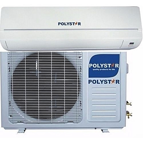 1HP Air Conditioner Split Unit With Installation Kits + Warranty Services