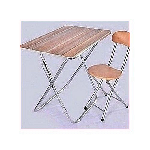 Childrens' Home School Multipurpose Activities Chair /Table Set--(1 Chair &1 Table)