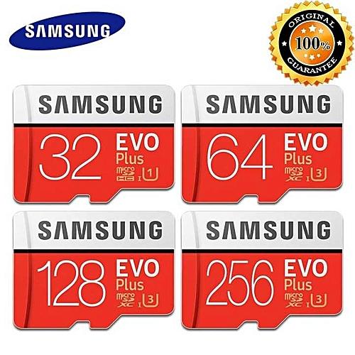 Samsung 128G Memory Card Micro SD SDHC SDXC TF80M Grade EVO