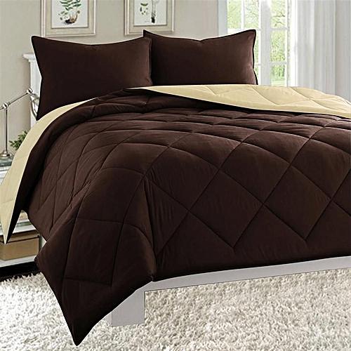 Reversible Duvet /comforter 6 Piece Complete Set
