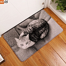 Multi - Color Forest Picture Floor Mat Household Goods Practical And Popular Products