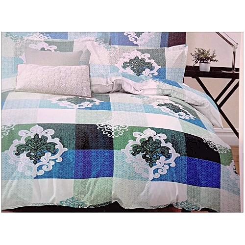 Bedsheets: Anchor Blue Design