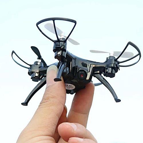 Drone Camera WIFI FPV RC HD Quadcopter Altitude Pocket MINI Selfie Foldable