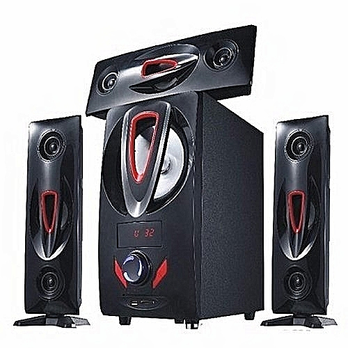 Heavy Duty Home Theatre System With Bluetooth Function JP-D5
