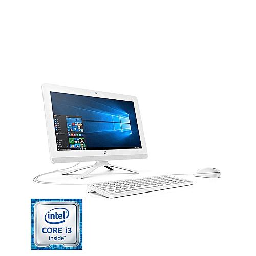 20-c015na All-in-One Desktop - Intel Core I3 2.30GHz 4GB RAM 1TB HDD 19.5 Inch Windows 10
