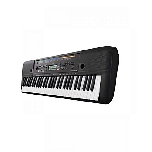 buy yamaha psr e253 portable keyboard with adapter best. Black Bedroom Furniture Sets. Home Design Ideas