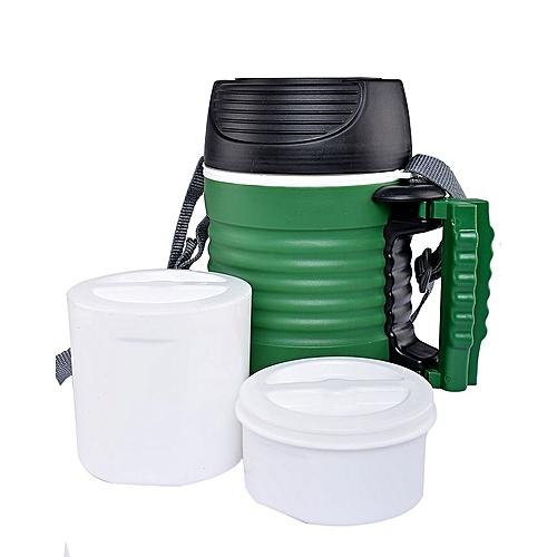 Food Cooler - Green