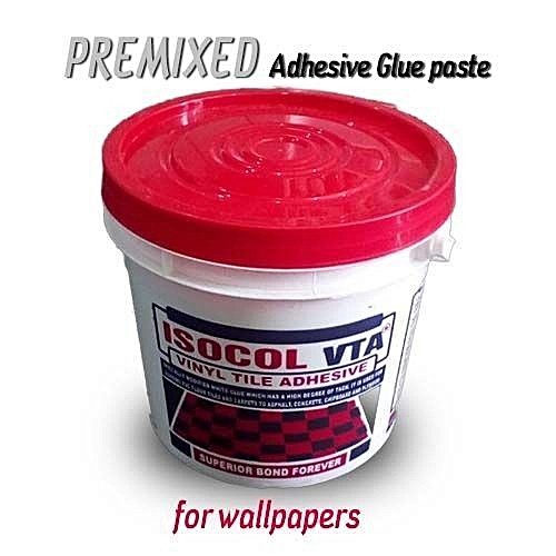 Fine Premixed Wallpaper Adhesive Paste Glue For Wallpapers
