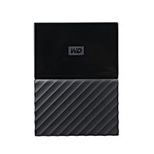 Portable My Passport External Hard Drive Disk USB 3.0 256 AES Encryption HDD HD Storage Devices For Windows Mac (Black, 1TB, WDBYNN0010BBK) for sale  Nigeria