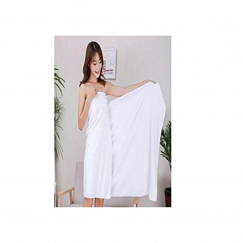 White Bath Towel-White