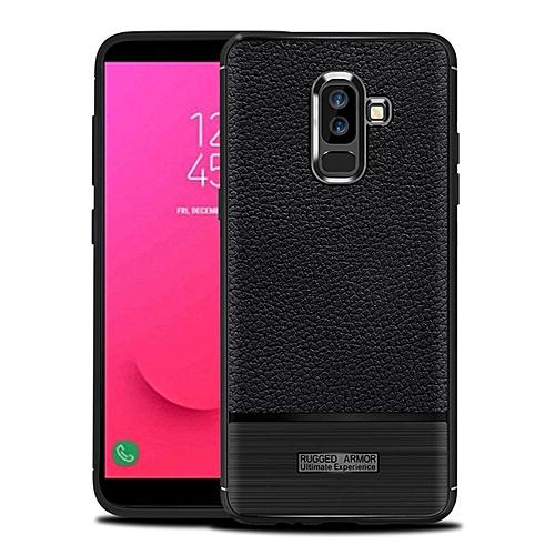 sale retailer fdcd5 37593 Samsung Galaxy J8 (2018) Case, Armor TPU Case For Samsung Galaxy J8
