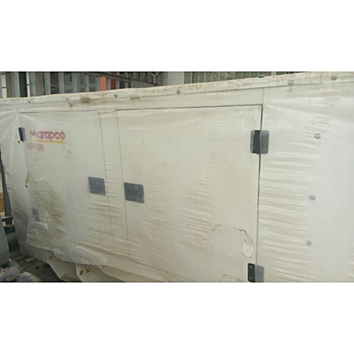 MP100KVA Soundproof Generator