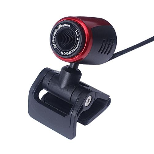 USB 2.0 HD Webcam Camera Web Cam With Mic For Computer PC Laptop Desktop