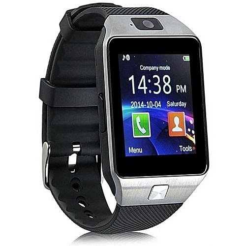 Android Smart Watch (Camera, Supports SIM & Memory Card)