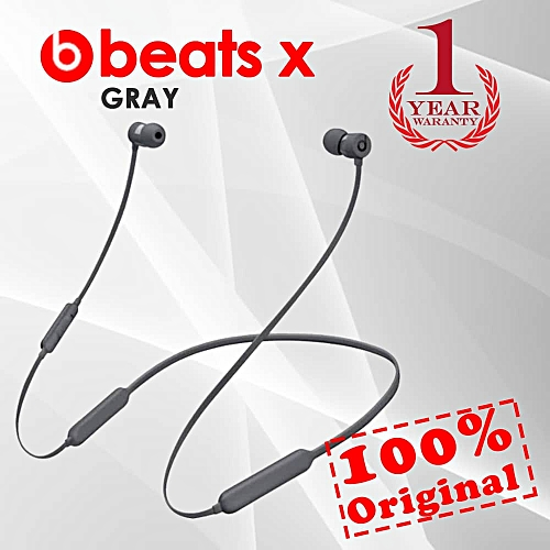 Beats by Dr. Dre Beats X Wireless In-Ear Headphones Gray