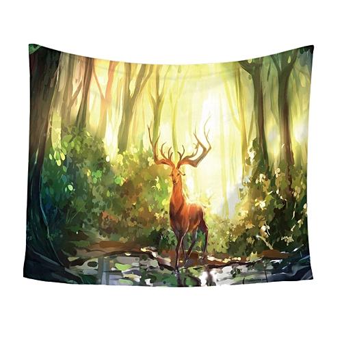 Fashion Print Wall Hanging Tapestry Beach Picnic Throw Yoga Mat Towel Blanket