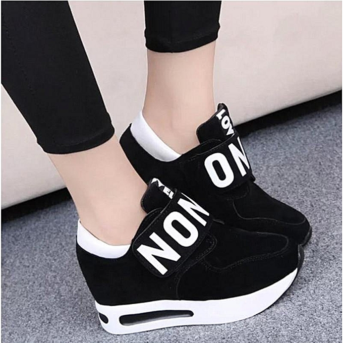 275309e2123 New Fashion Sneakers Athletics Breathable Lace Up Running Casual Women  Shoes-Intl