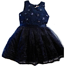 b871e6be50 Girls  039  Embroidered Bodice Dress