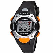 SYNOKE LED Digital Watch Children Girls Wrist Watch Kids Watches Boys Clock Child Sport Digital-