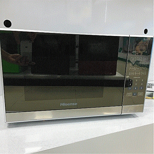 36 Litres Stylish Microwave - MWO 36MOMMI (Silver)