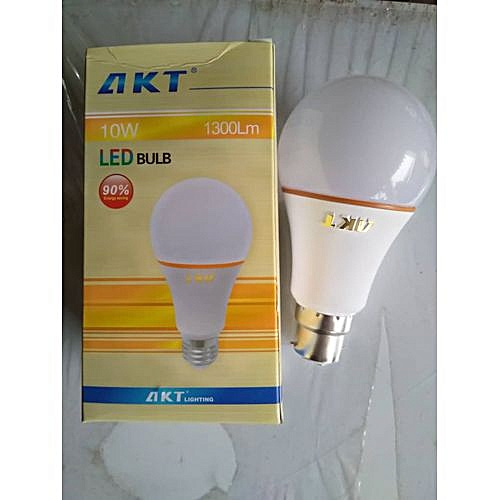 10W LED BULB B22 (PIN TYPE) 30 PICECES