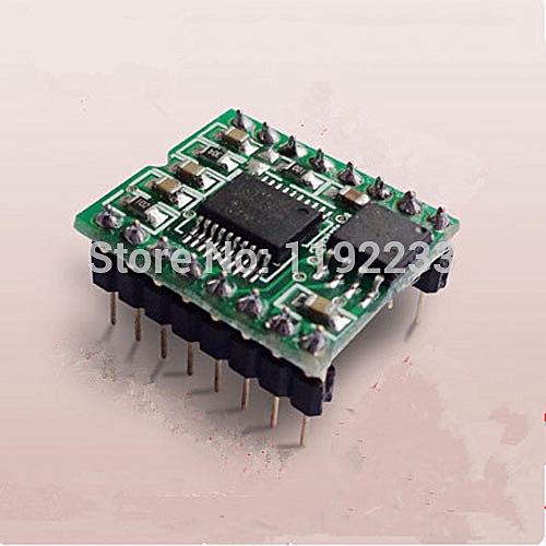 1Pce WT588D Series Voice Module Voice Chip 16P-8M Memory