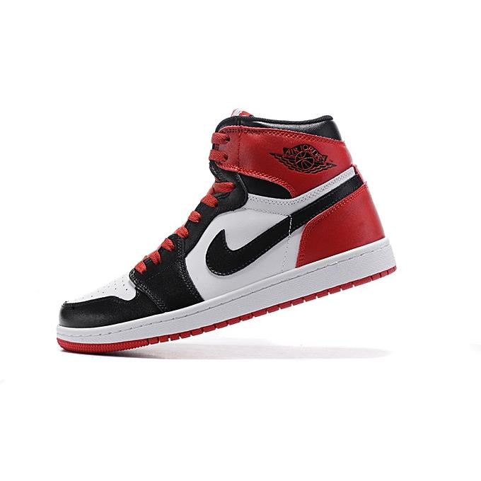 official photos 0eda4 586f5 Basketball Jordan Air Shoes Men's Jumia Ng 1 Nike Aj1 ...