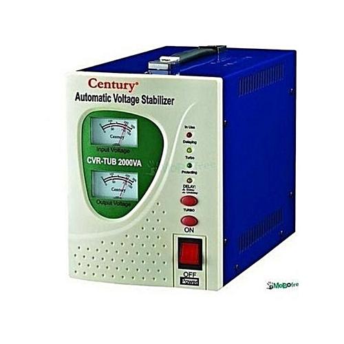 2KVA 2000VA Stabilizer A2000L (Automatic Voltage Regulator)