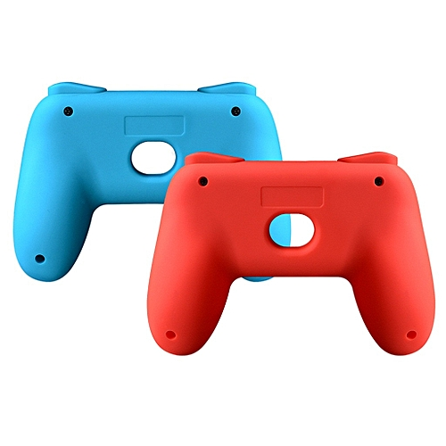 2pcs Silicone Controller Grips Handle For N-Switch Joy-Con Console Holder