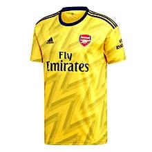 Adidas Originals California Football T Shirt Spray Yellow