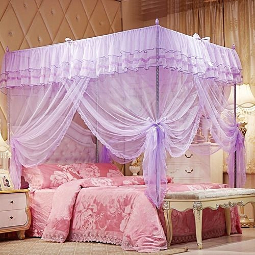 Mosquito Net Bed Canopy Lace