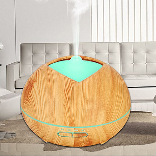 Essential Oil Aroma Diffuser Ultrasonic Humidifier Aromatherapy Purifier 300ml
