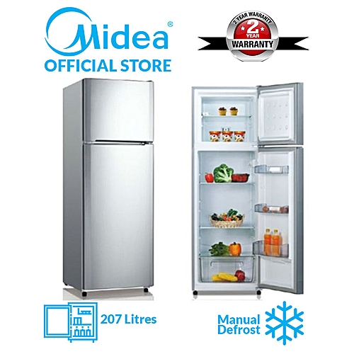 (207-Litres) Double Door Top Mount Defrost Refrigerator..