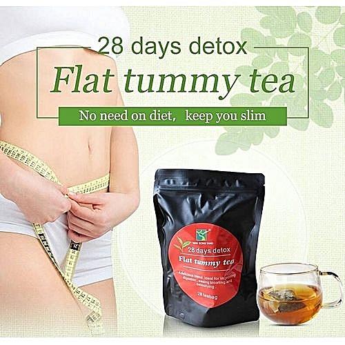 Flat Tummy Tea (28 Days Detox)