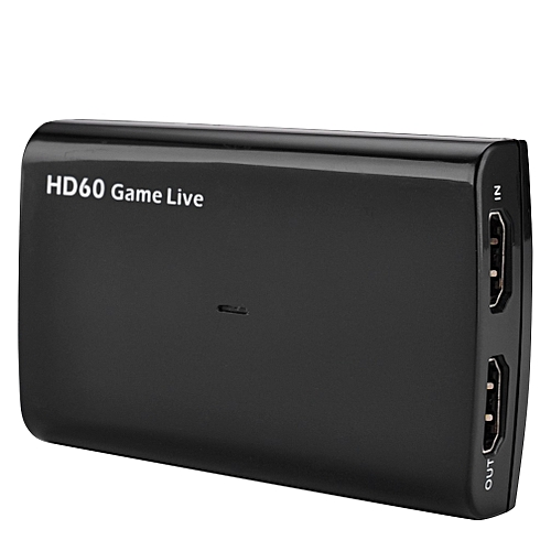 4K USB3.0 HDMI To HDMI Ring Output HD Capture Card