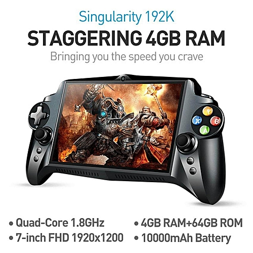 JXD S192K Handheld Game Players 7 Inch RK3288 Quad Core 4G/64GB GamePad 10000mAh Android 5.1 PC Video Game Console JY-M