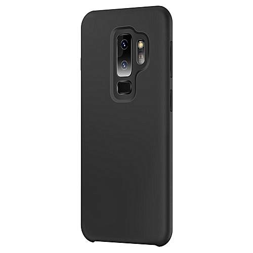 01f1beb0cbb3 Generic Samsung Galaxy S9 Plus Case, Torras Liquid Silicone Gel Rubber  Shockproof Cover