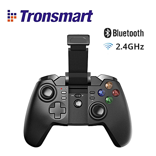 Generic Tronsmart Mars g02 Wireless Game Controller With Bluetooth 2.4ghz For PlayStation 3 ps3 Gamepad Joystick For Android Windows